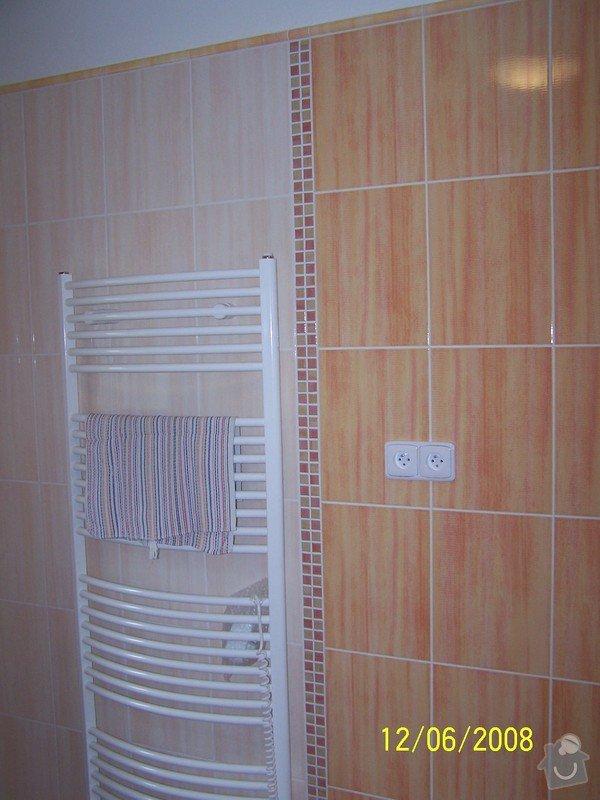 Rekonstrukce koupelny, wc atd.: 100_2993