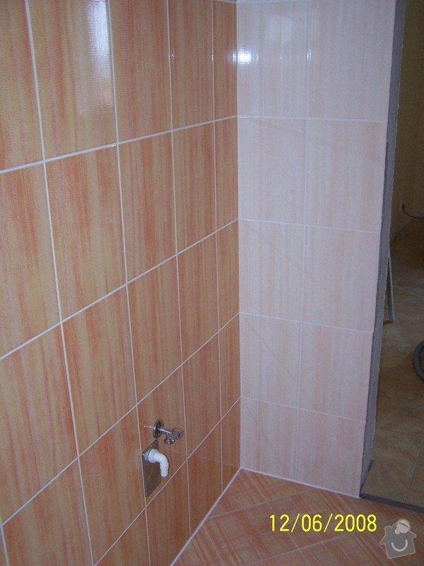 Rekonstrukce koupelny, wc atd.: 100_2994