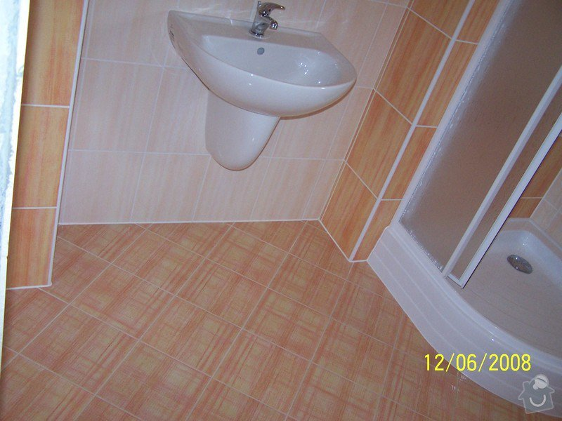 Rekonstrukce koupelny, wc atd.: 100_2996
