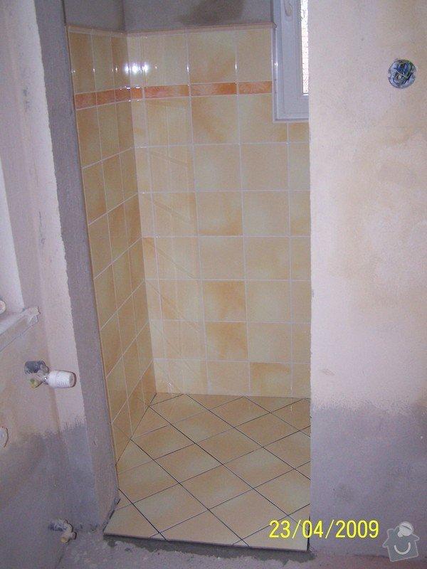 Rekonstrukce koupelny, wc atd.: 100_3228