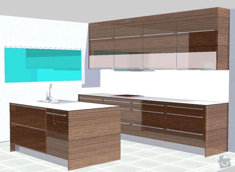 Nábytek - kuchyně na míru: KuchObr1_12Lipuvka