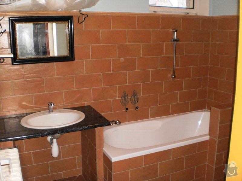 Rekonstrukce koupelny: P3180176