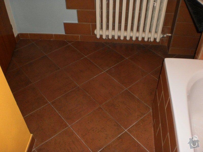 Rekonstrukce koupelny: P3180178
