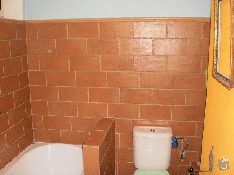 Rekonstrukce koupelny: P3180179