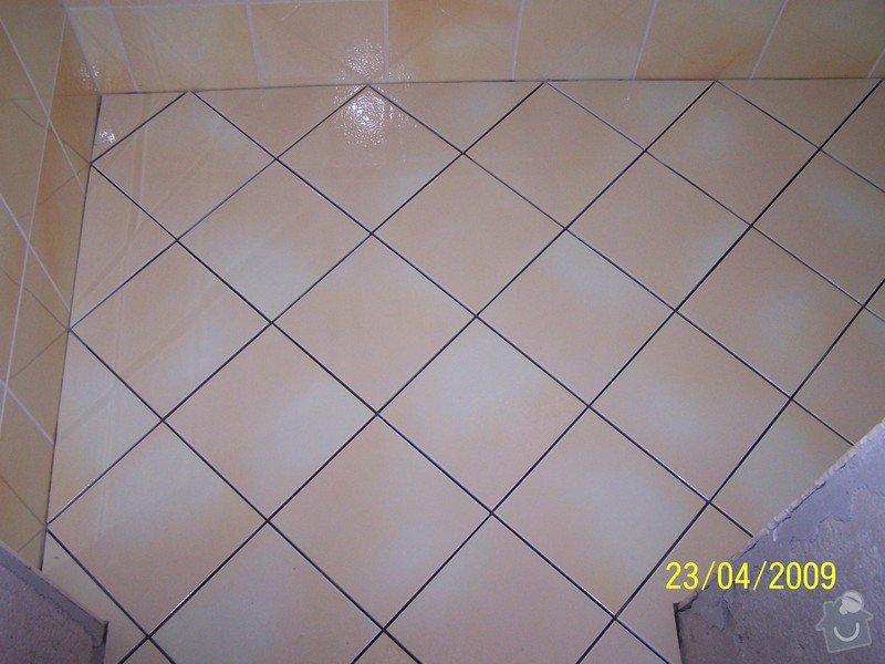 Rekonstrukce koupelny, wc atd.: 100_3229