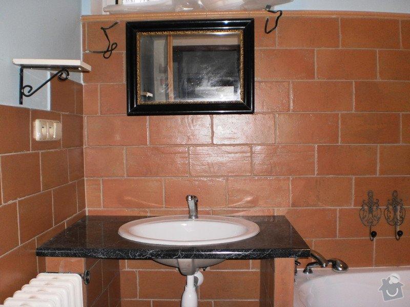 Rekonstrukce koupelny: P3180185