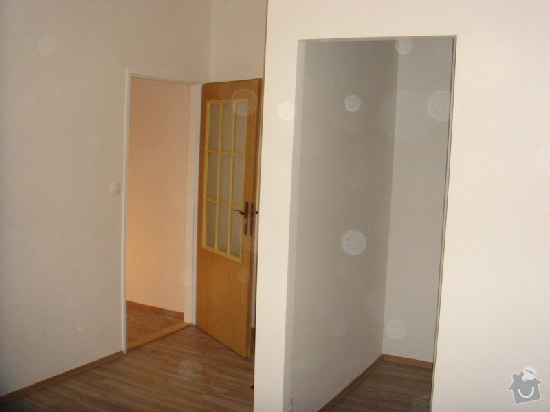 Nové elektro rozvody v bytě 2+1: 011