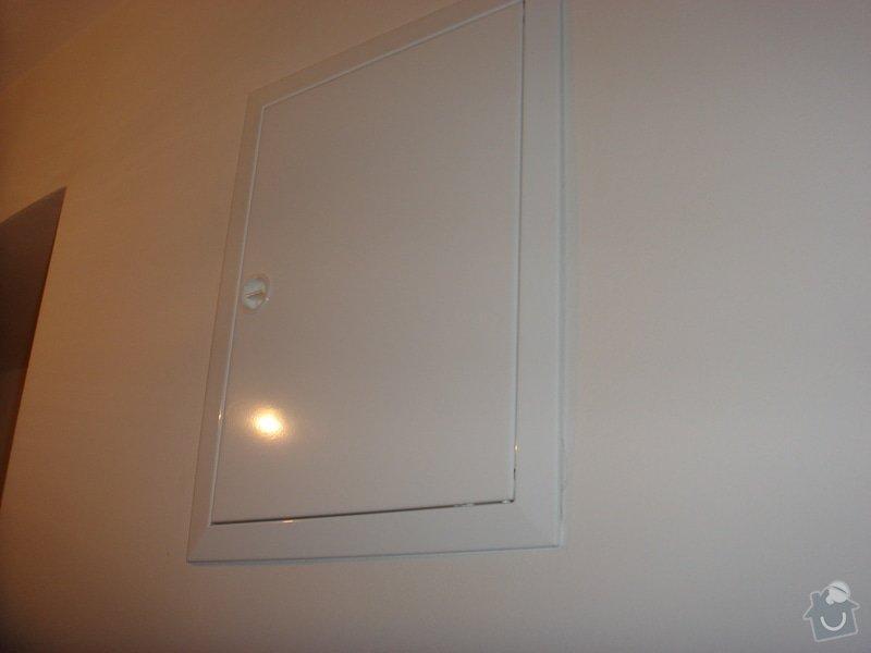 Nové elektro rozvody v bytě 2+1: 016