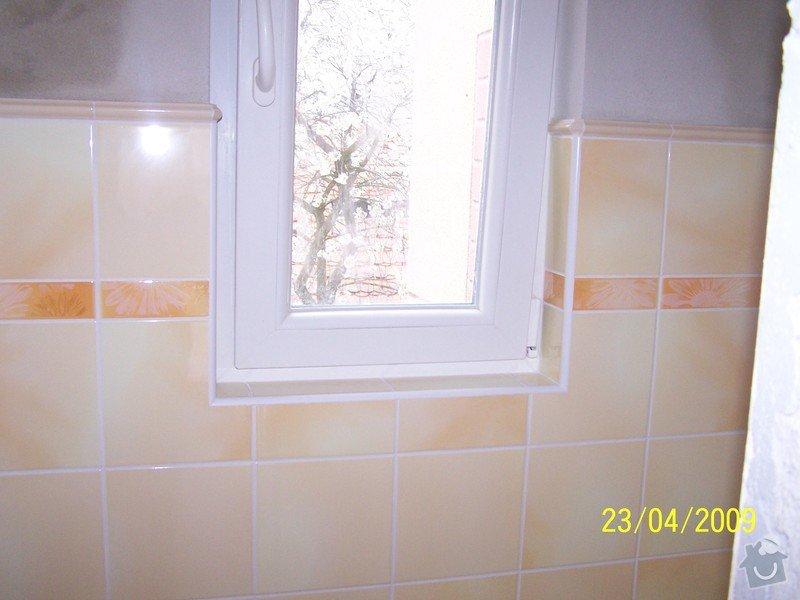 Rekonstrukce koupelny, wc atd.: 100_3232