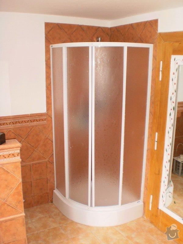 Rekonstrukce koupelny: P3190184