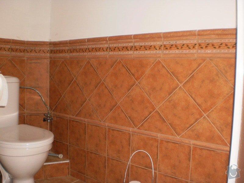 Rekonstrukce koupelny: P3190186