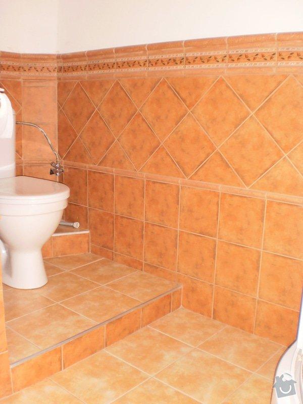 Rekonstrukce koupelny: P3190187