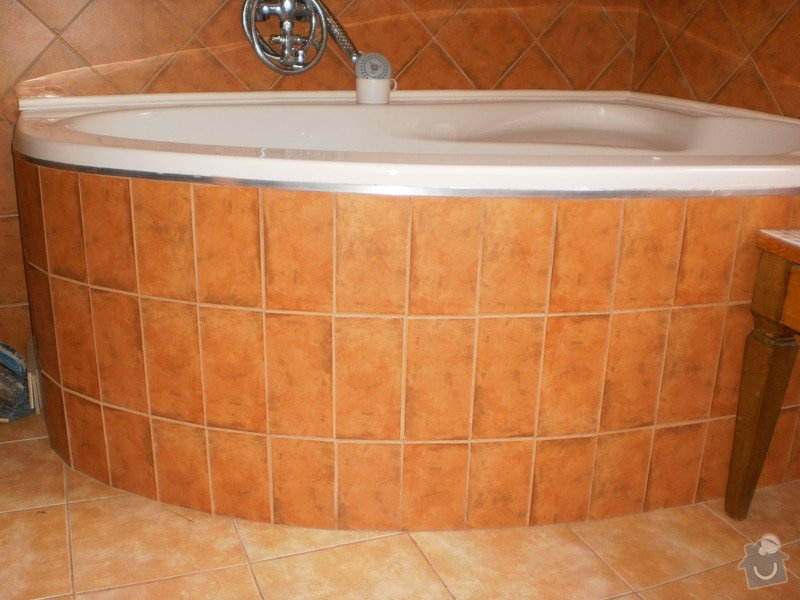 Rekonstrukce koupelny: P3190189