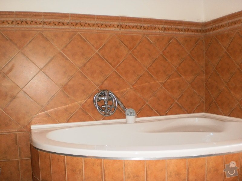 Rekonstrukce koupelny: P3190190