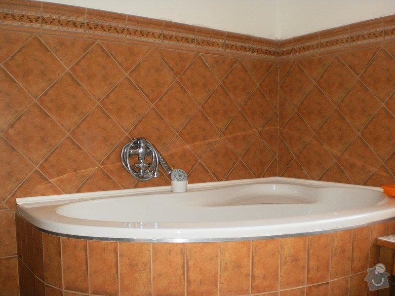 Rekonstrukce koupelny: P3190192