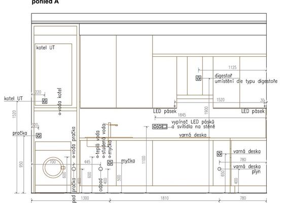 Bytová architektka: návrh interiéru při rekonstrukci bytu