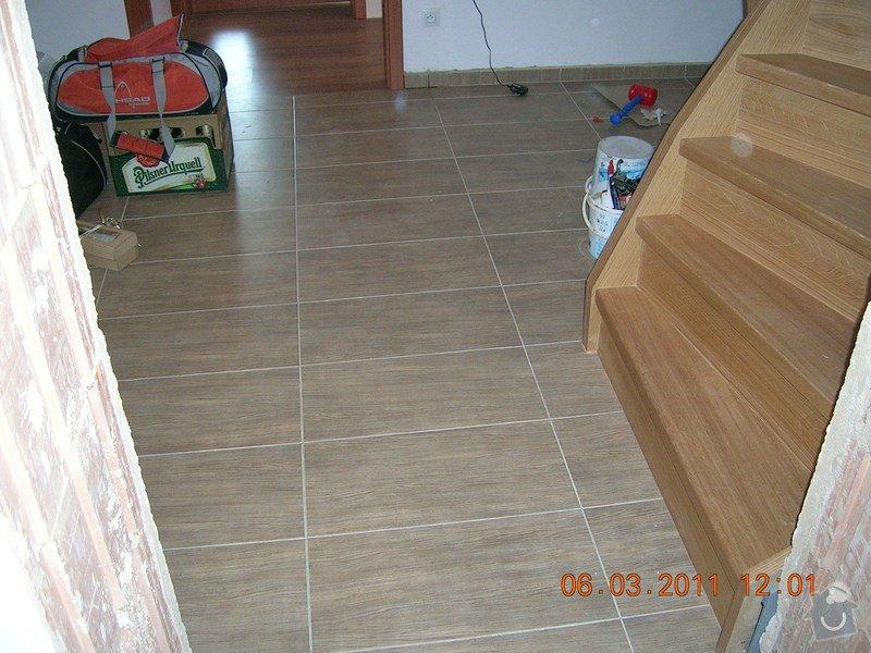 Montáž obkladu a dlažby,koupelna,WC,kuchyń a chodba: DSCN3923