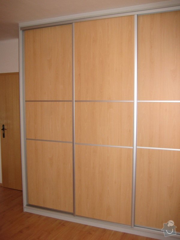 Návrh a realizace interiéru ložnice: IMG_1337