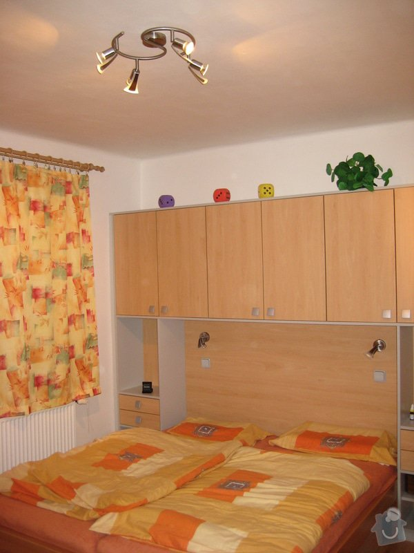 Návrh a realizace interiéru ložnice: IMG_1339