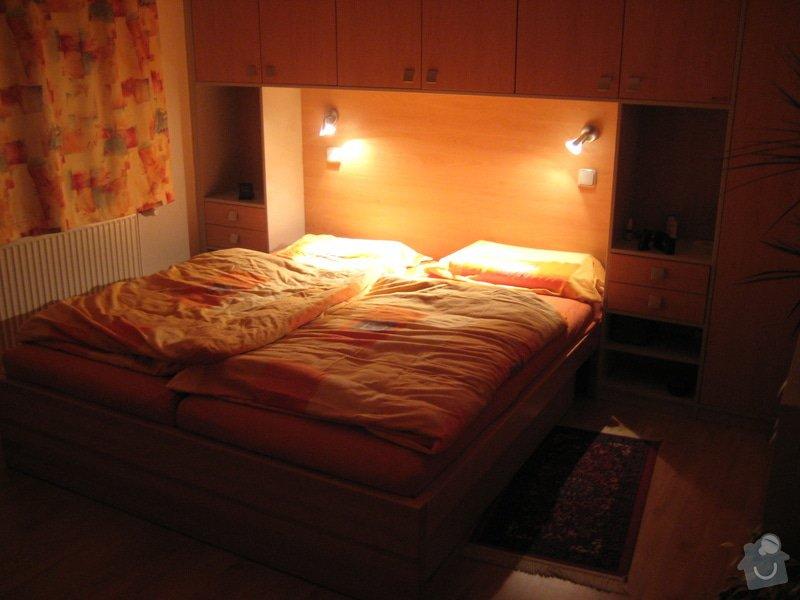 Návrh a realizace interiéru ložnice: IMG_1346