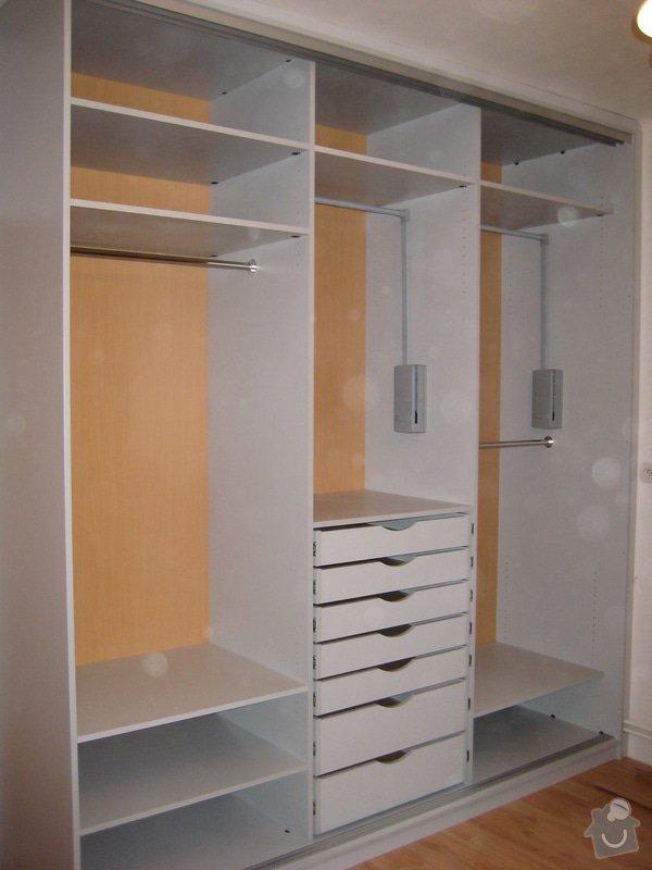 Návrh a realizace interiéru ložnice: IMG_1322