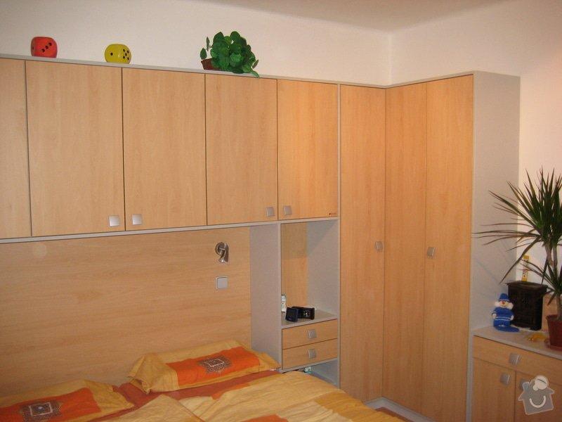 Návrh a realizace interiéru ložnice: IMG_1325