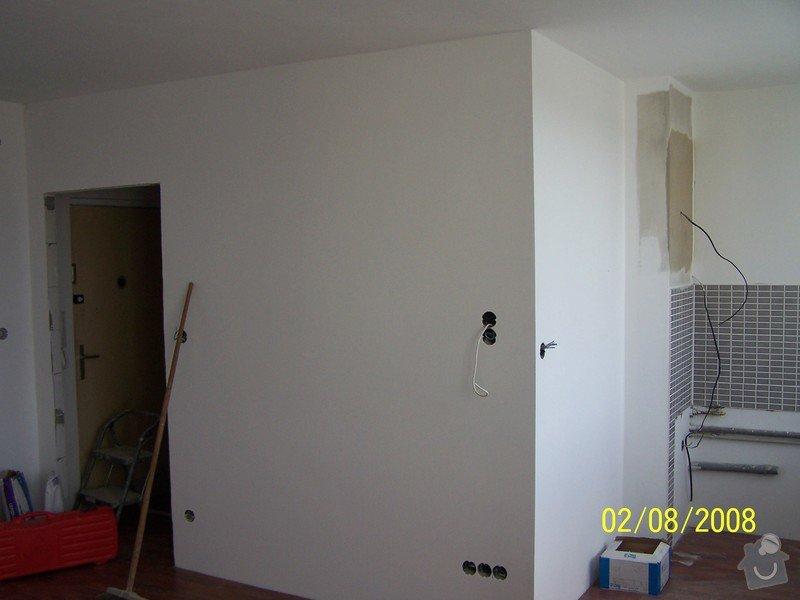 Rekonstrukce bytové jednotky a jádra : 100_3129