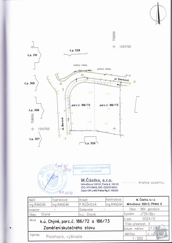 Základová deska pro dřevostavbu: IMG_0002