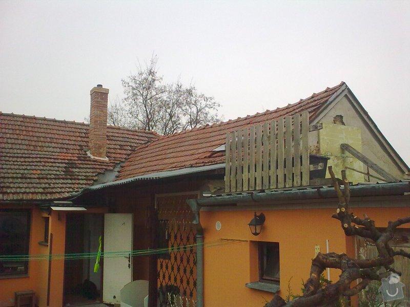 Stavby střechy: Obraz0425
