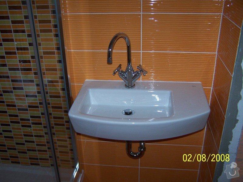 Rekonstrukce bytové jednotky a jádra : 100_3123