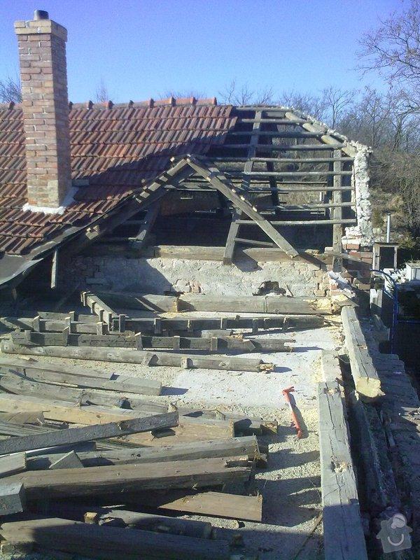 Stavby střechy: 07032011381
