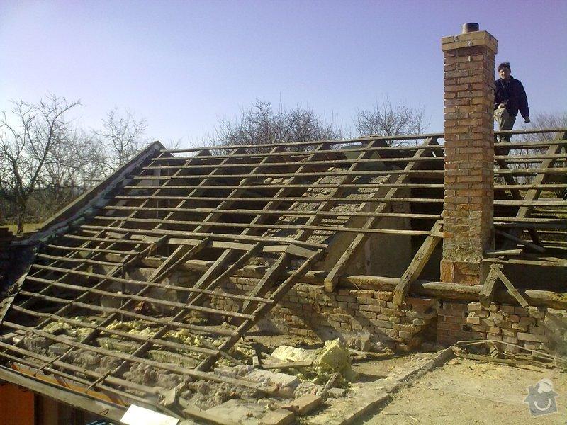 Stavby střechy: 07032011382