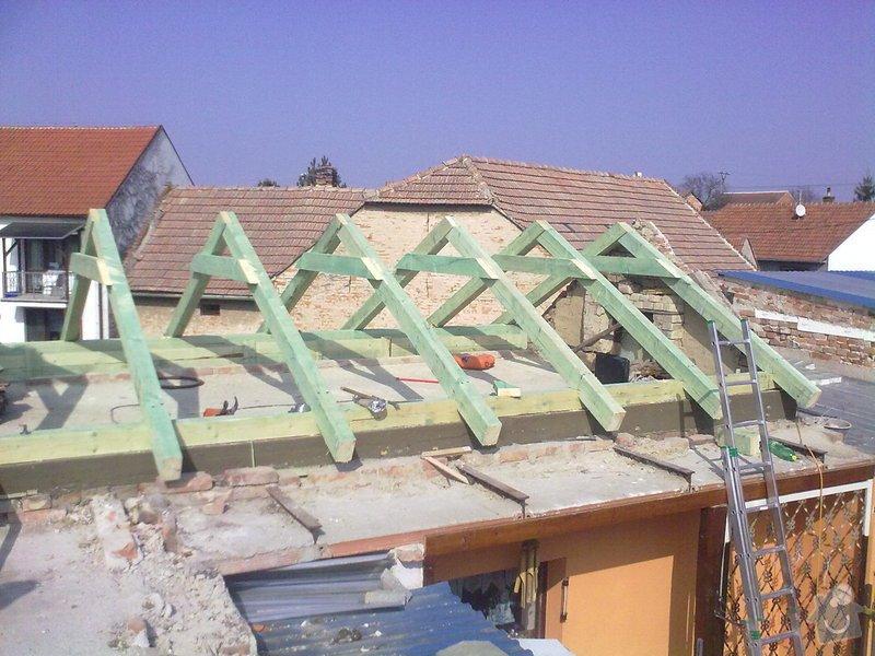 Stavby střechy: 09032011393