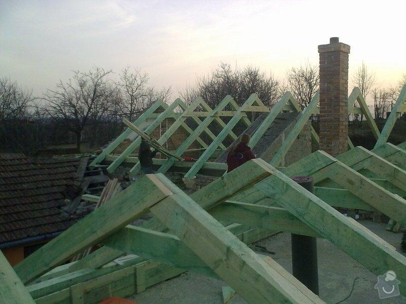 Stavby střechy: 09032011395
