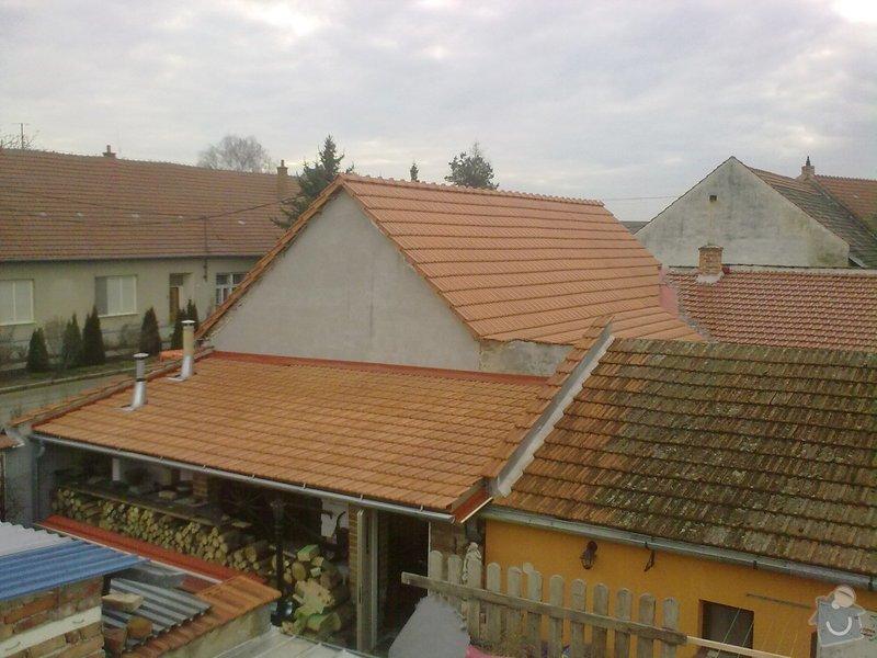 Stavby střechy: 11032011410