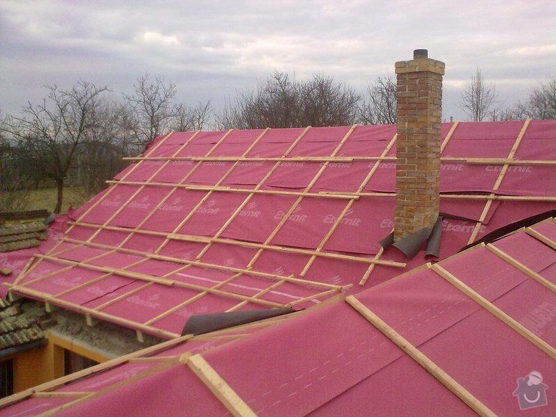 Stavby střechy: 11032011412