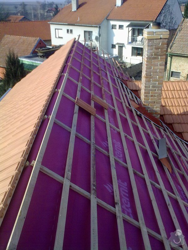 Stavby střechy: 12032011420