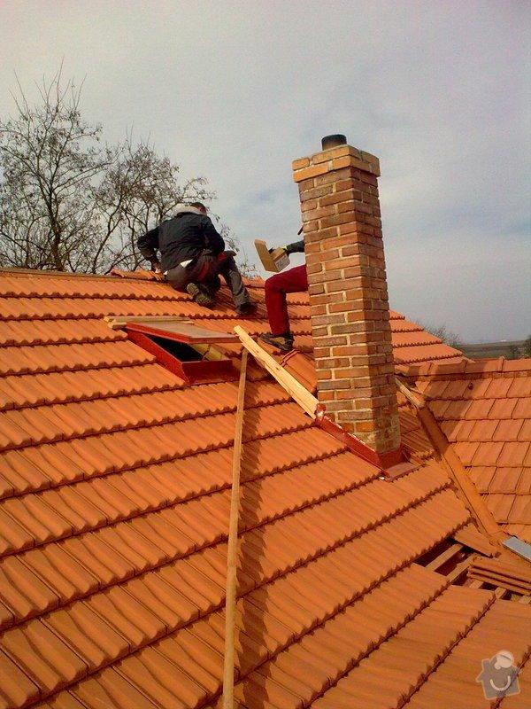 Stavby střechy: Obraz0482
