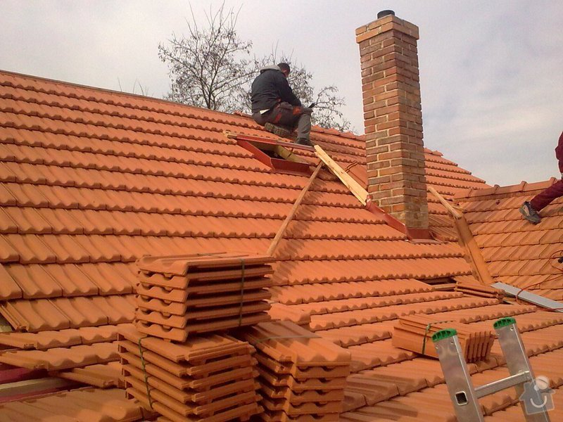 Stavby střechy: Obraz0484