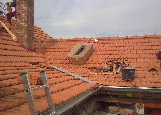 Stavby střechy