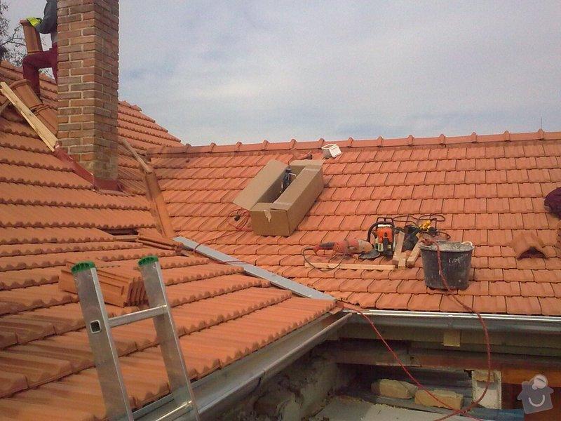 Stavby střechy: Obraz0485