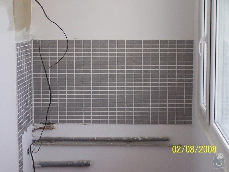 Rekonstrukce bytové jednotky a jádra : 100_3128