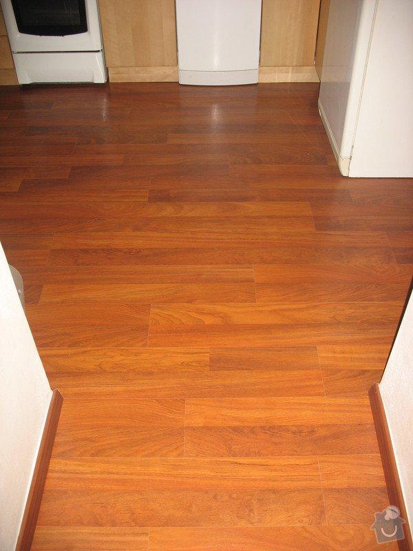 Pokládka laminátové podlahy: IMG_9585