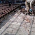 Oprava terasy polozeni izolace betonu a dlazby fotografie0582