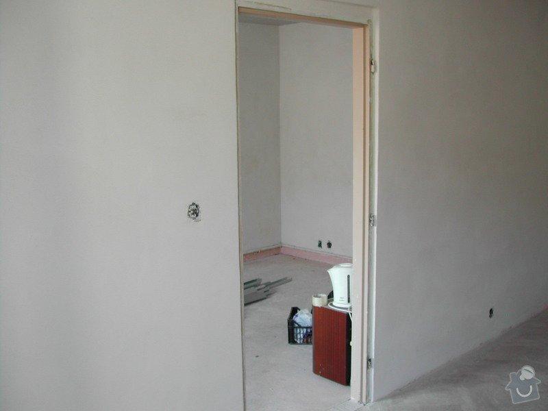 Rekonstrukce bytu: DSCN2942