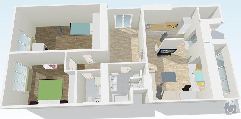 Celková rekonstrukce bytu 80m2 3kk: Zaznam_cele_obrazovky_14.10.2010_141111.bmp