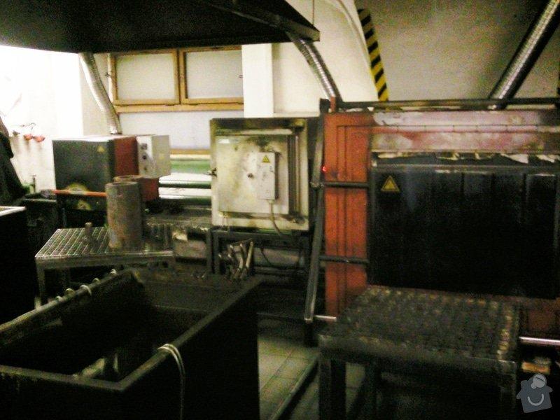 Oprava elektrických pecí: Kalirna1
