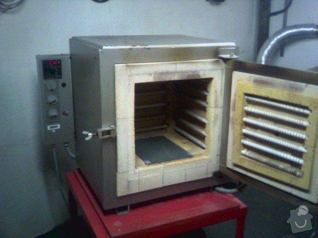 Oprava elektrických pecí: Naber