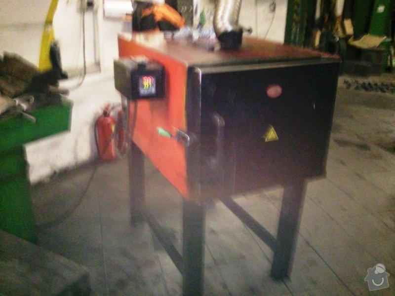 Oprava elektrických pecí: Fotografie0535