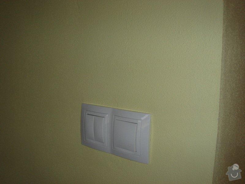 Nová elektroinstalace v bytě 3+1 Vršovice: 006_7_